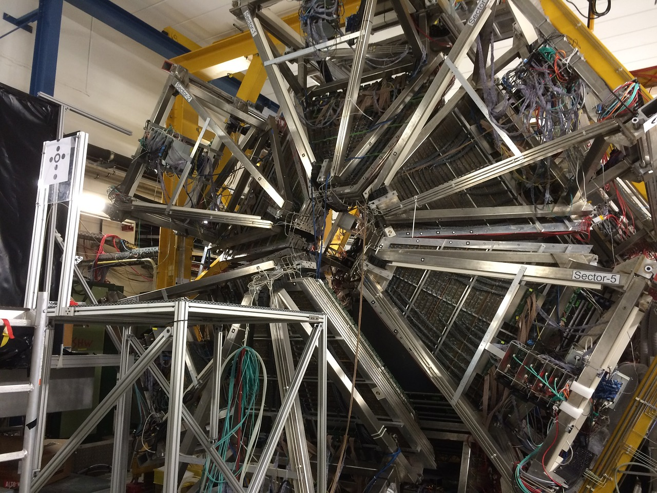 Studying subatomic entities through  manipulation in an accelerator
